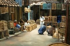 lukisan-sunarno-pasar-burung-1